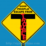 1022 The Good Escapethe Bad Are Trapped