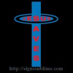 102 Jesus Saves You