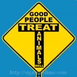 1121 The Good and Bad Treatment of Animals