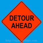 11 Detour Satan