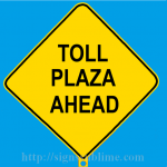 171 Toll Plaza Ahead