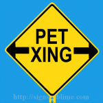174 Pet Crossing