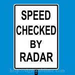 179 Radar Checked