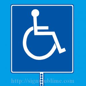 1 Sin Handicaps Everyone
