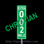 21 Christian Extra Mile