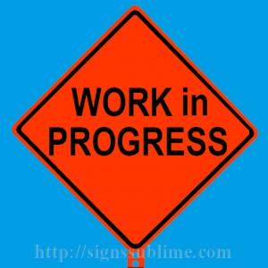 22 Work in Progress