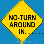 272 NoTurn Around