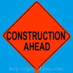 283 Construction Ahead