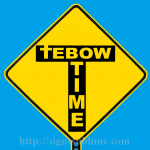 313 Tebow Time