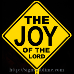 334 The Joy of the LORD