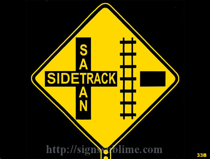33 Sidetrack Satan