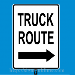 340 Truck Route