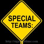 346 Special Teams
