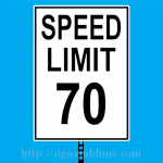 349 Speed Limit 70