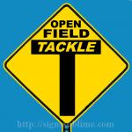 351 Open Field Tackle