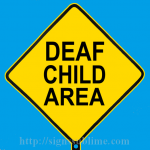 370 Deaf Child Area