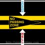 37 N0 Passing Zone
