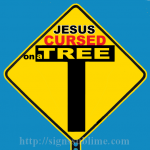 393 Jesus on a Tree for Me and You