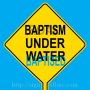 422 Baptisms Under Water