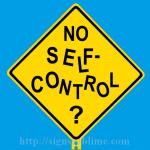 428 No Self Control