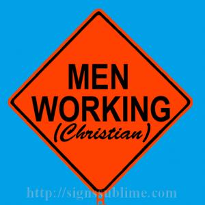 45 Men Working