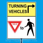 486 Turning Vehicles