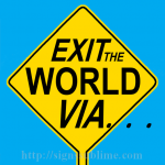 493 Exit the World