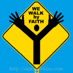 519 We Walk by Faith Not Touch Thomas