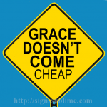 523 No Cheap Grace