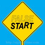 577 False Start