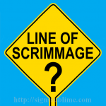 578 Line of Scrimmage