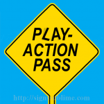 580 PlayAction Pass