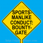 596 Unsportsmanlike Conduct