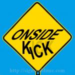 601 Onside Kick
