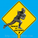602 Peace Or Victory