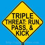 606 Triple Threat