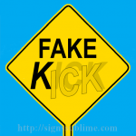 610 Fake Kick