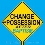 611 Change of Possession