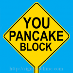 613 You Pancake Block Satan