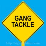 619 Gang Tackle Satan