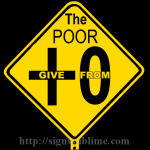 685 Poor Vs Rich Giving