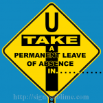 717 A Permanent Leave of Absence