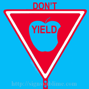 75 Yield to Love not Sin