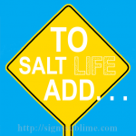851 Salt Life with Christ