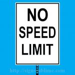 87 No Speed Limit