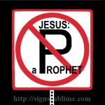 887 Jesus Is The Prophet and The Son