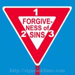 941 Three Levels of Sin Forgiveness