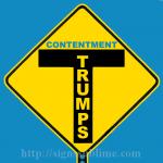 957 Contentment Trumps Covetousness