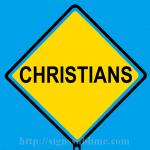 981 Christians are Saints