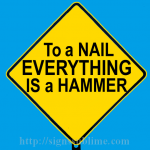 1055 The Nail and the Hammer